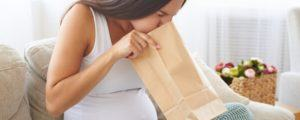 Mual saat hamil, apakah berbahaya?
