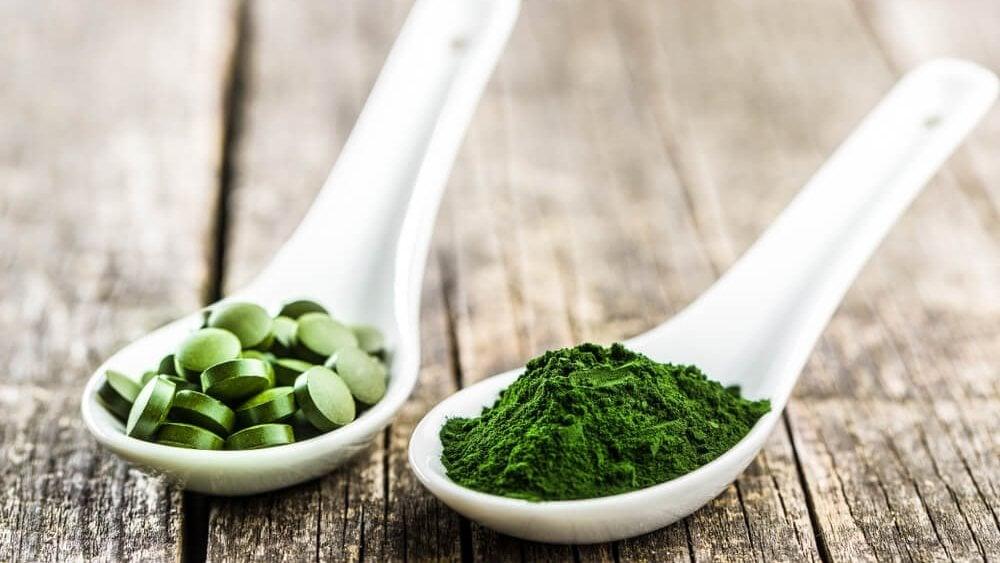 Suplemen klorofil dan manfaatnya bagi tubuh