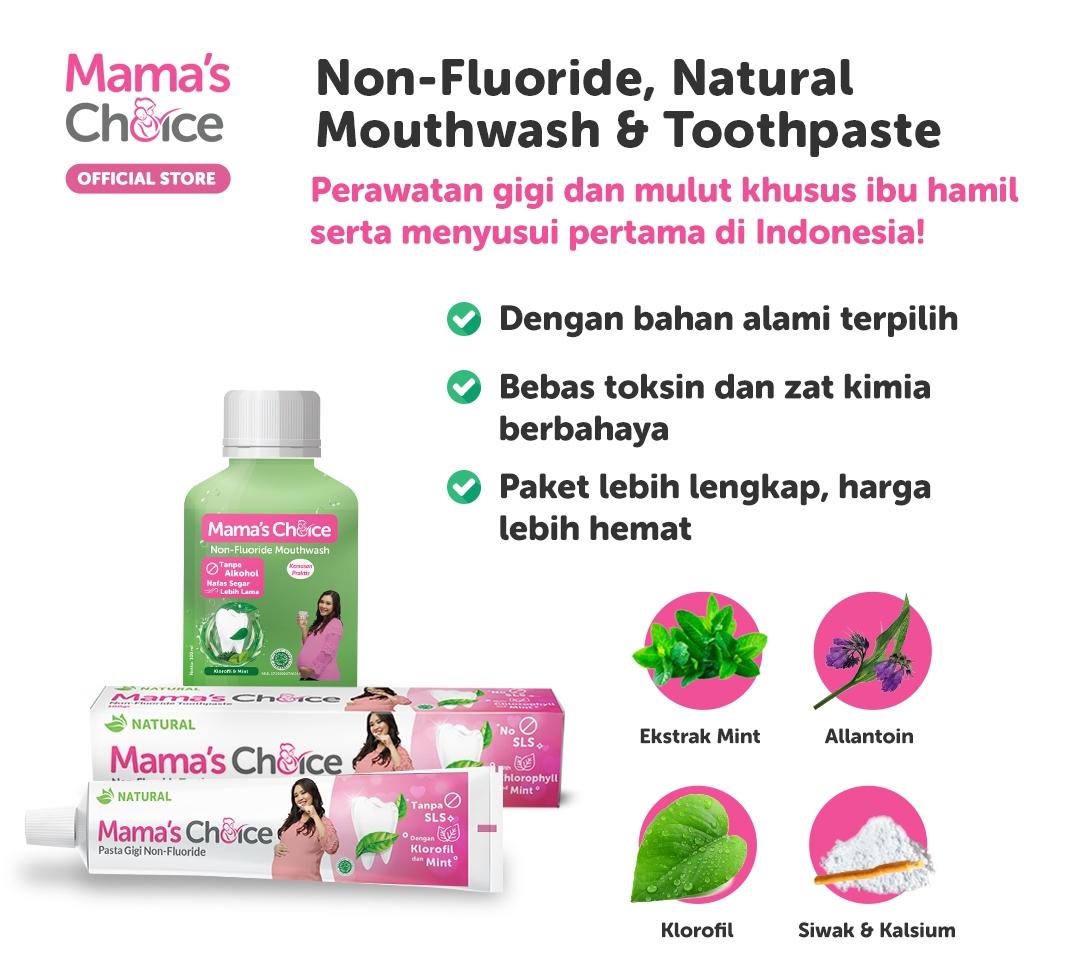 Mama's Choice Oral Care