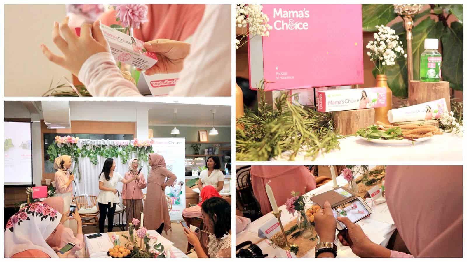 Pengenalan produk Mama's Choice