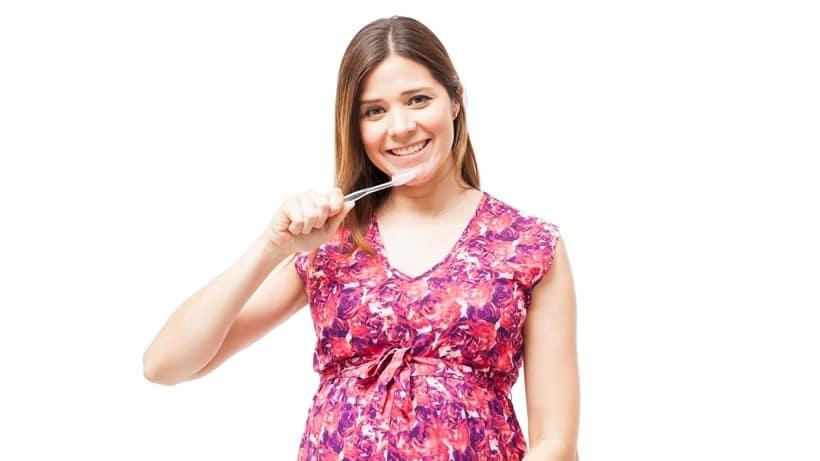 pasta gigi untuk mencegah mual saat hamil