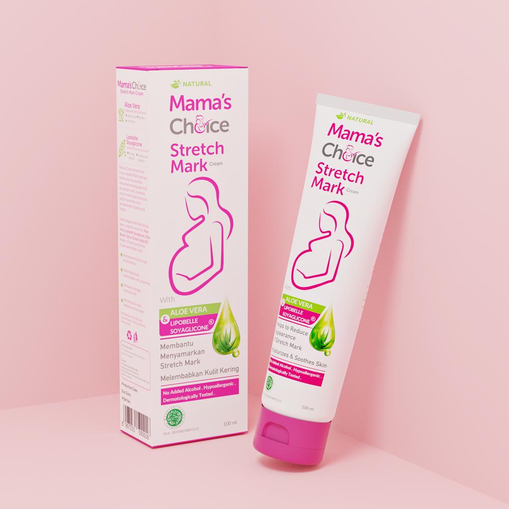 stretch mark cream terbaik