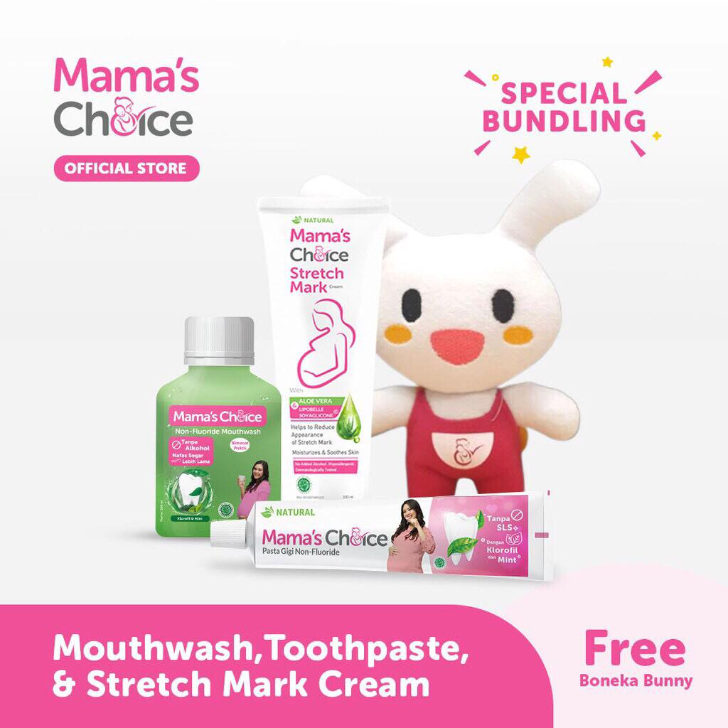 Paket kado baby shower dari Mama's Choice