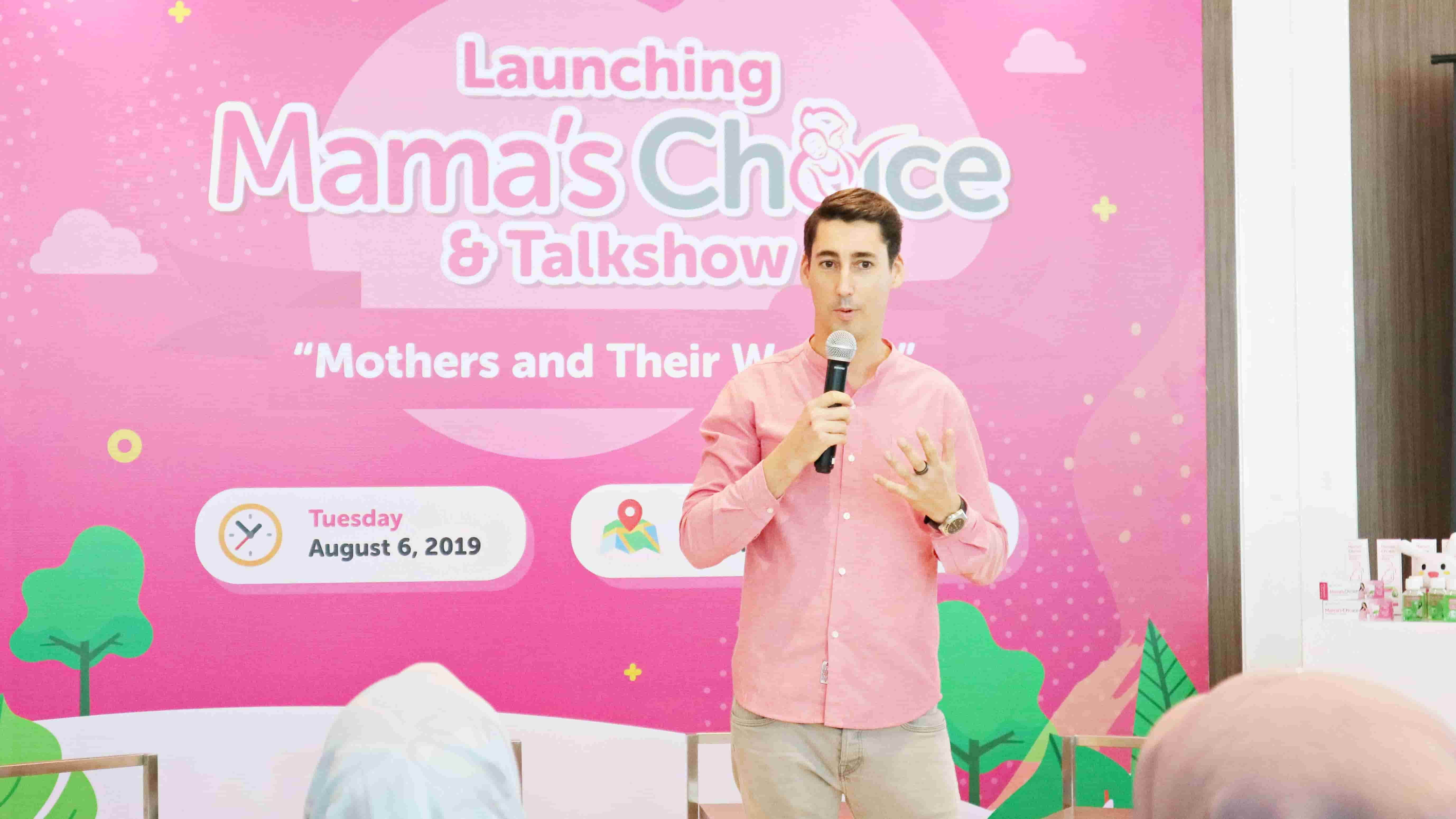 CEO Mama's Choice Indonesia, Duri Granziol