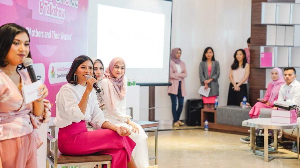 Rahne Putri, Head of Branding Mama's Choice Indonesia