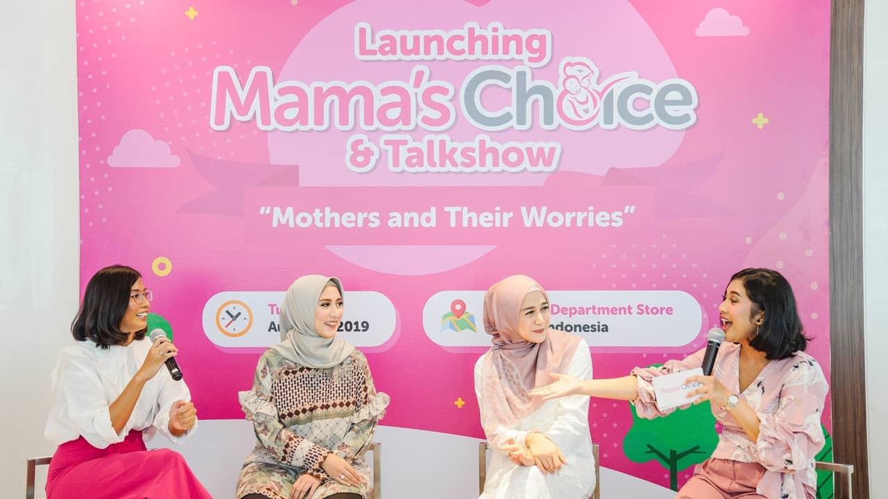 Terinspirasi dari kebutuhan ibu hamil dan menyusui