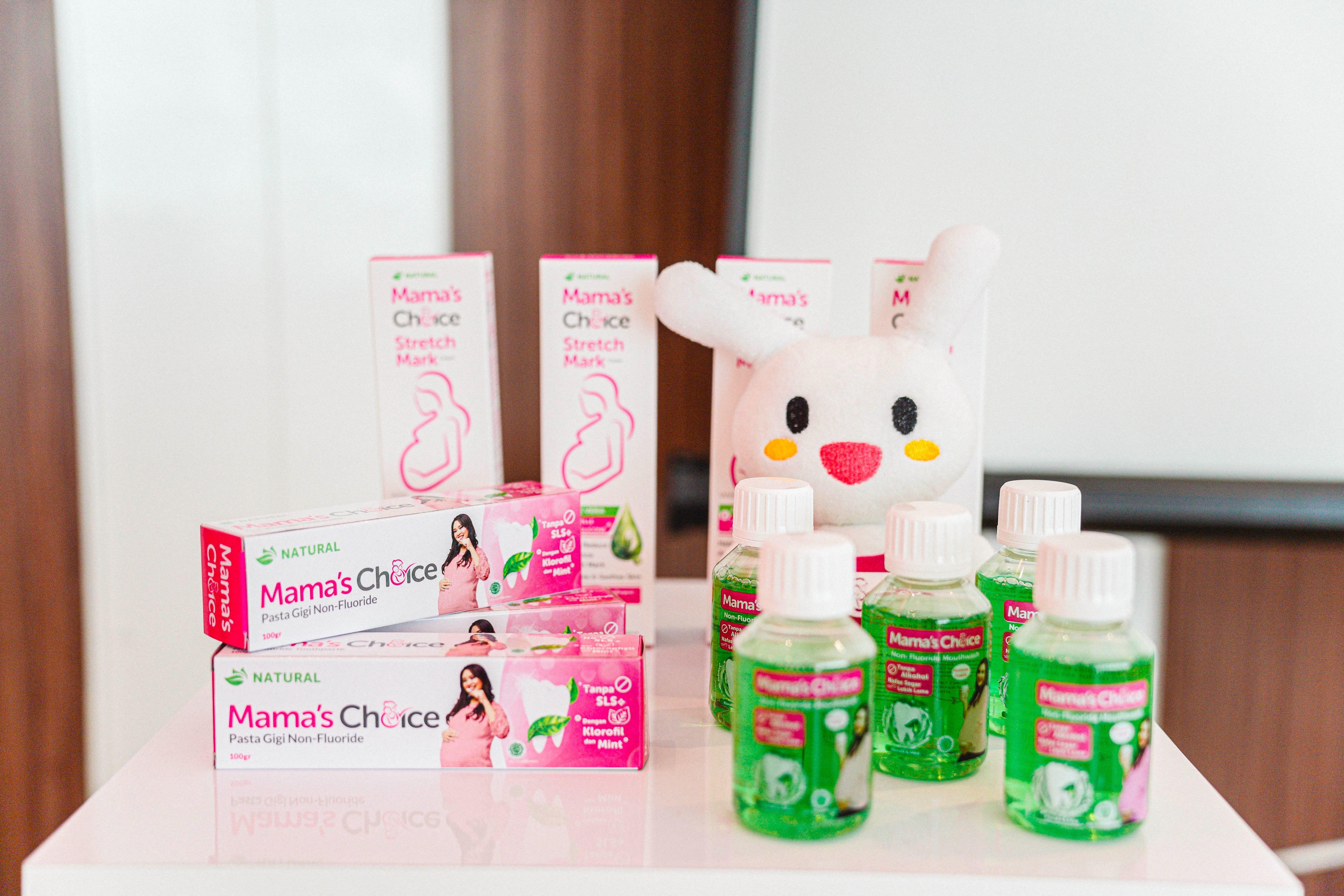 review produk Mama's Choice