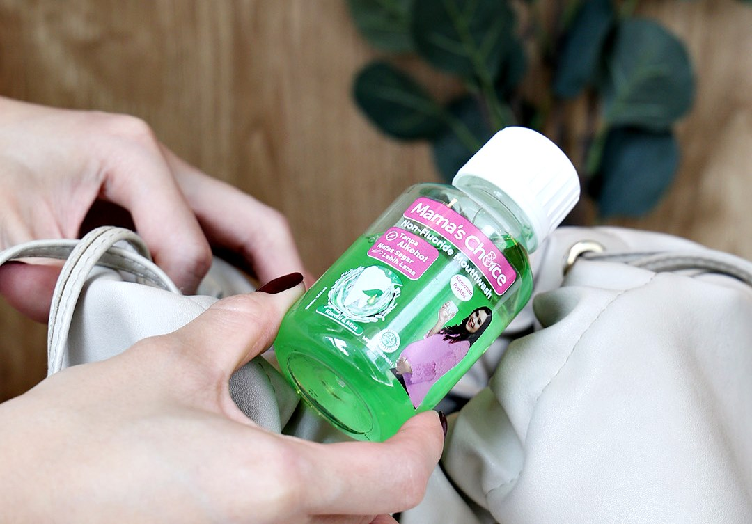 mouthwash tanpa alkohol aman untuk ibu hamil