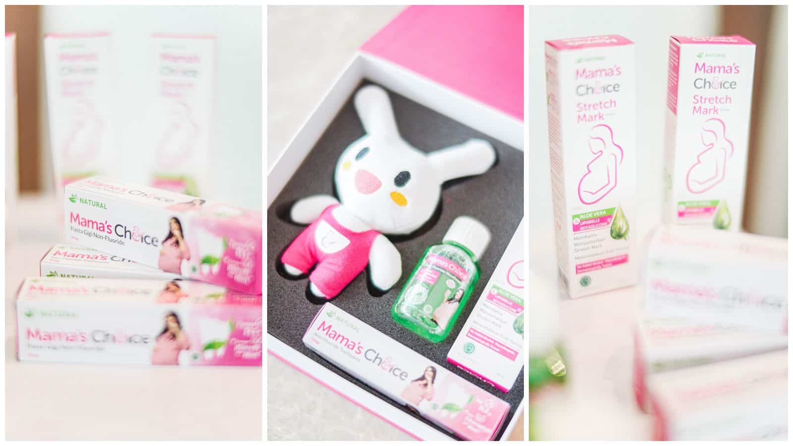 produk Mama's Choice