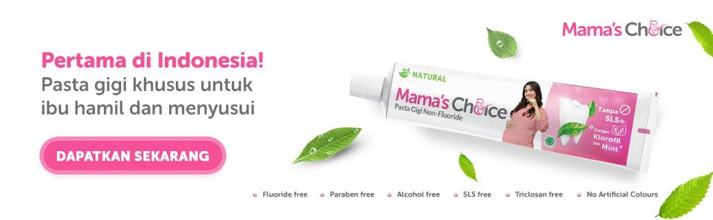 Mama's Choice Toothpaste