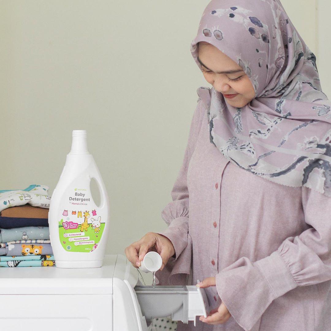 testimoni deterjen bayi Mama's Choice