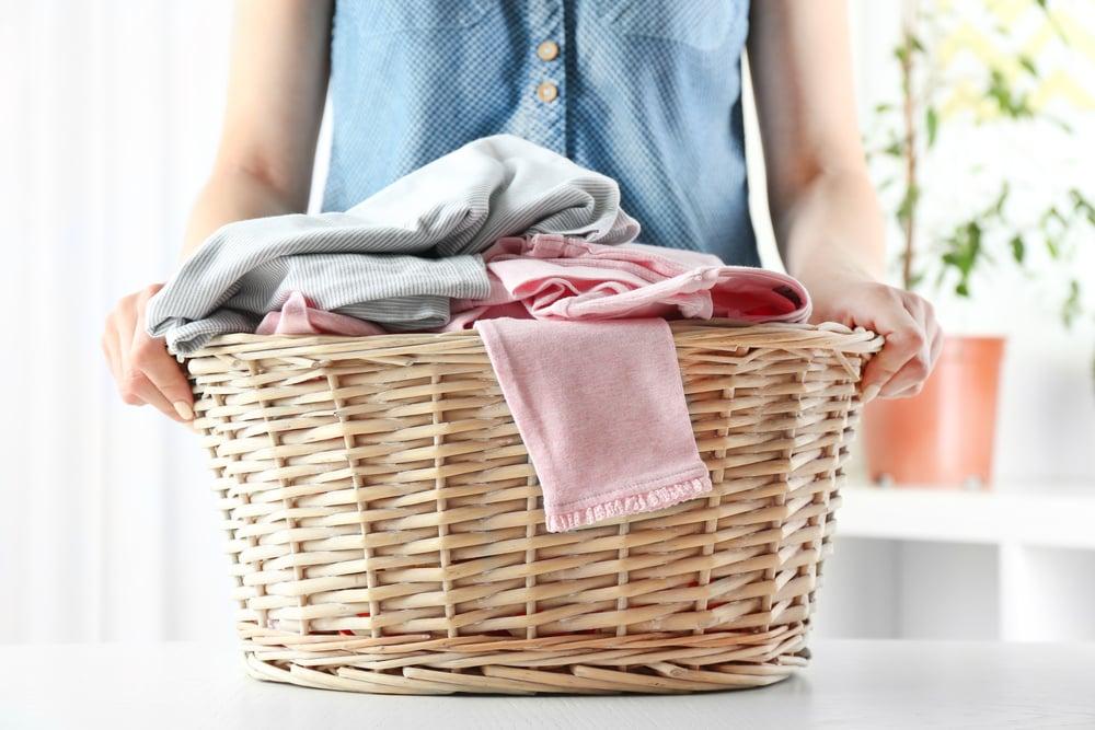 tips aman mencuci baju bayi