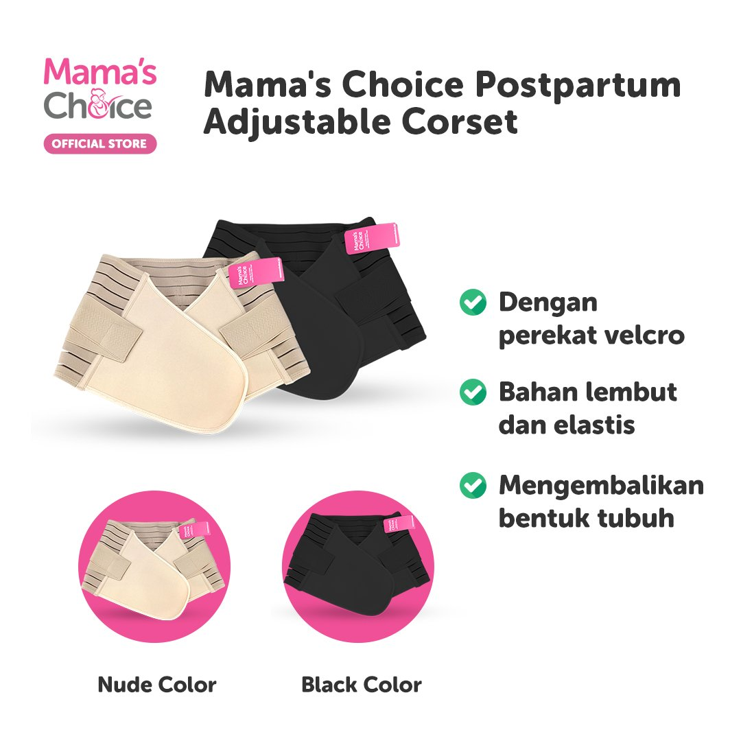 review korset Mama's Choice