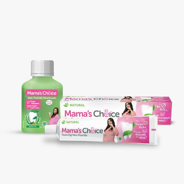 mouthwash dan pasta gigi untuk ibu hamil
