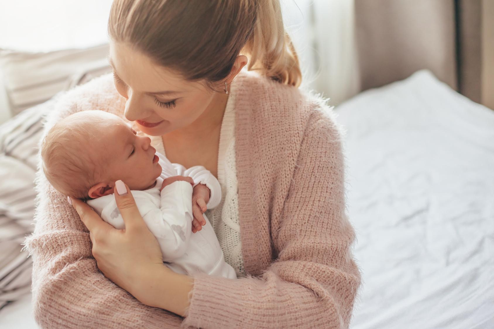 kebahagiaan sebagai seorang ibu