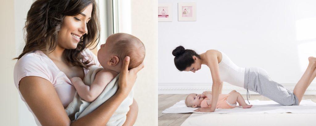 merawat diri setelah melahirkan