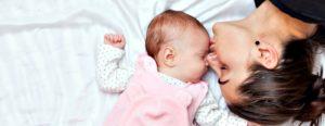 waktu tidur ibu menyusui