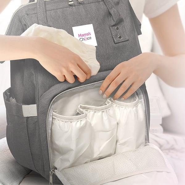 Mama's Choice Diaper Bag review