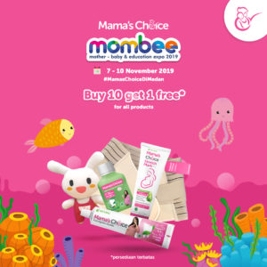 Promo Beli 10 Gratis 1 produk Mama's Choice