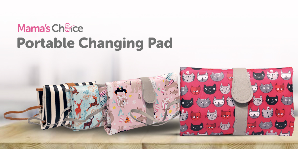Mama's Choice Portable Changing Pad