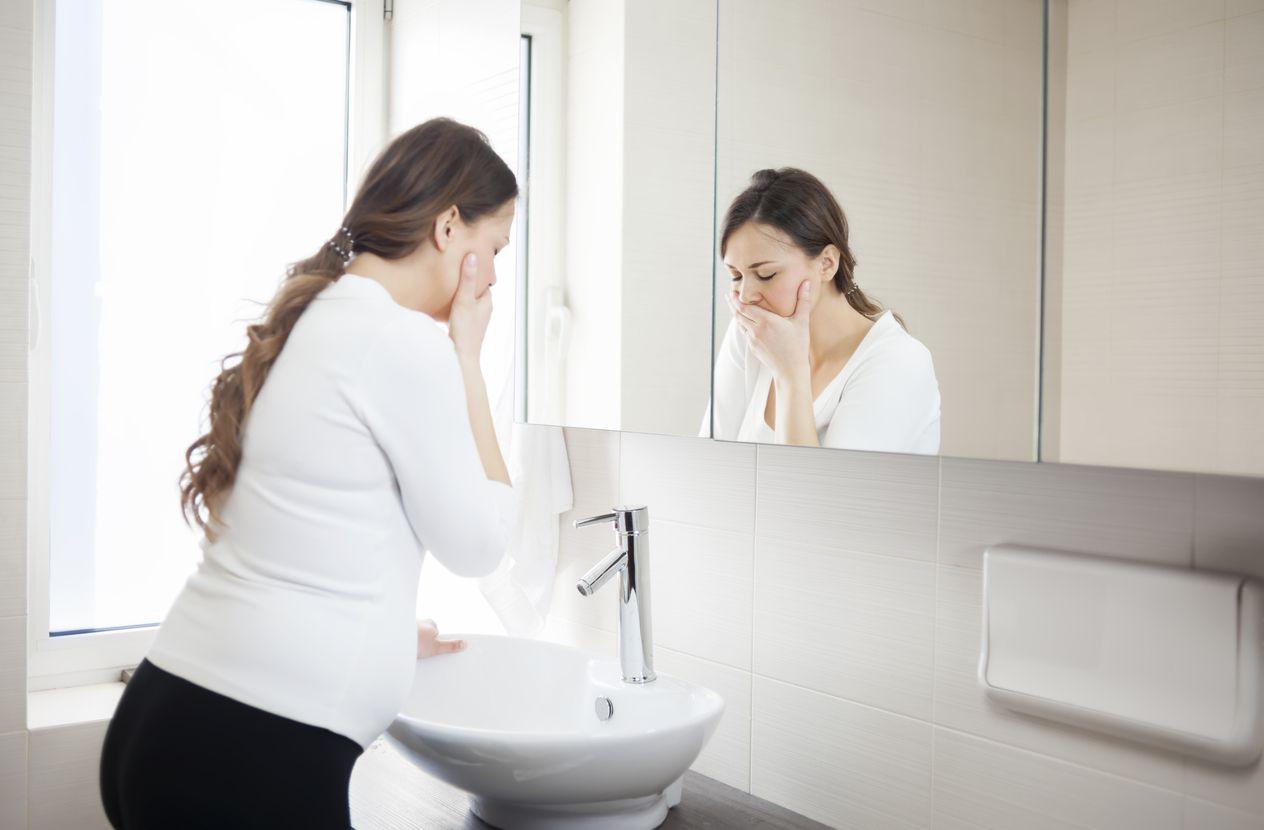 dysgeusia pada ibu hamil