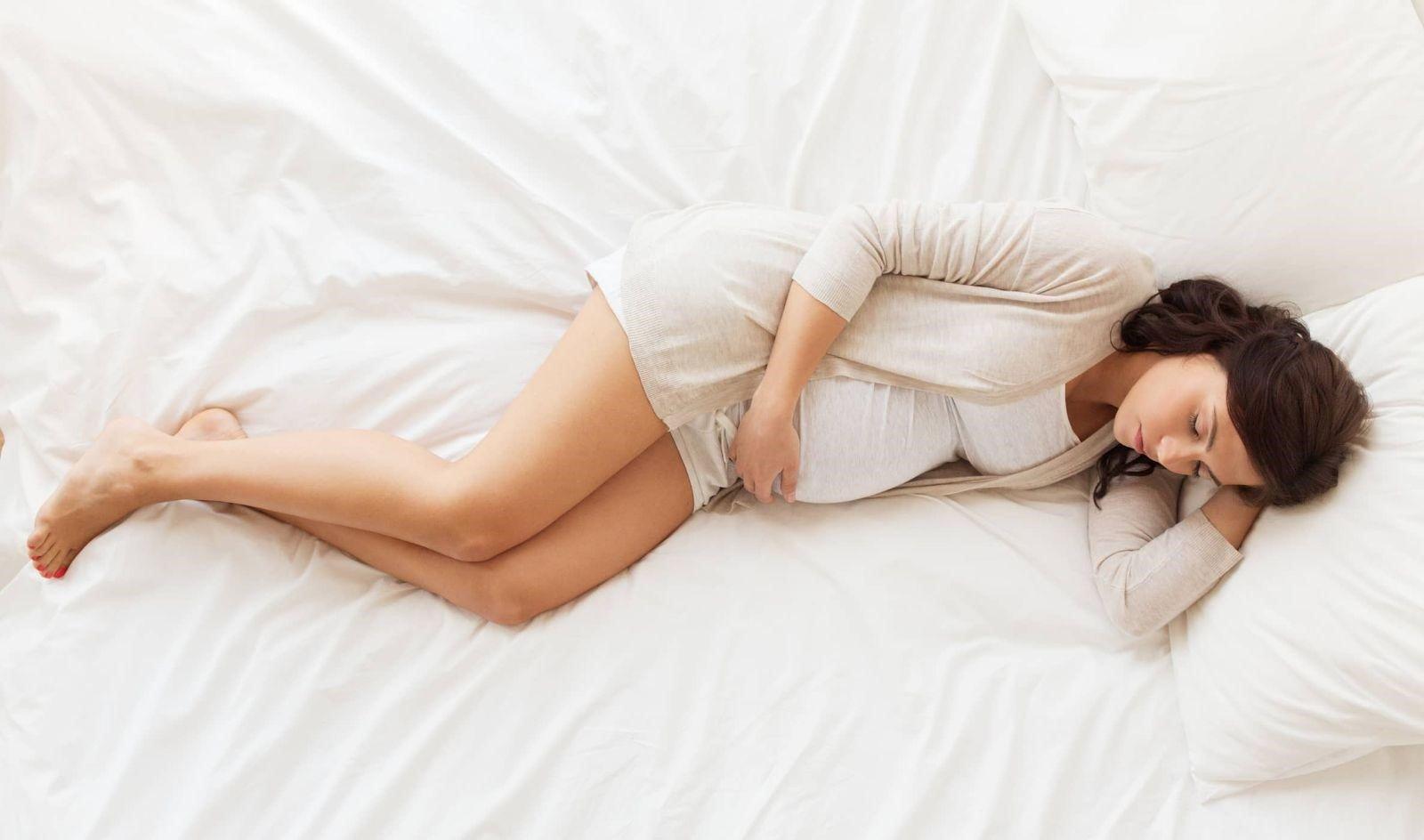 cara mengatasi susah tidur saat hamil