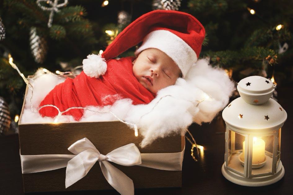 bayi dalam box