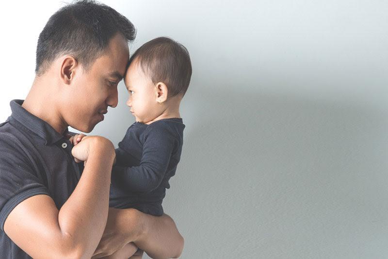 mengurus anak ala AyahASI