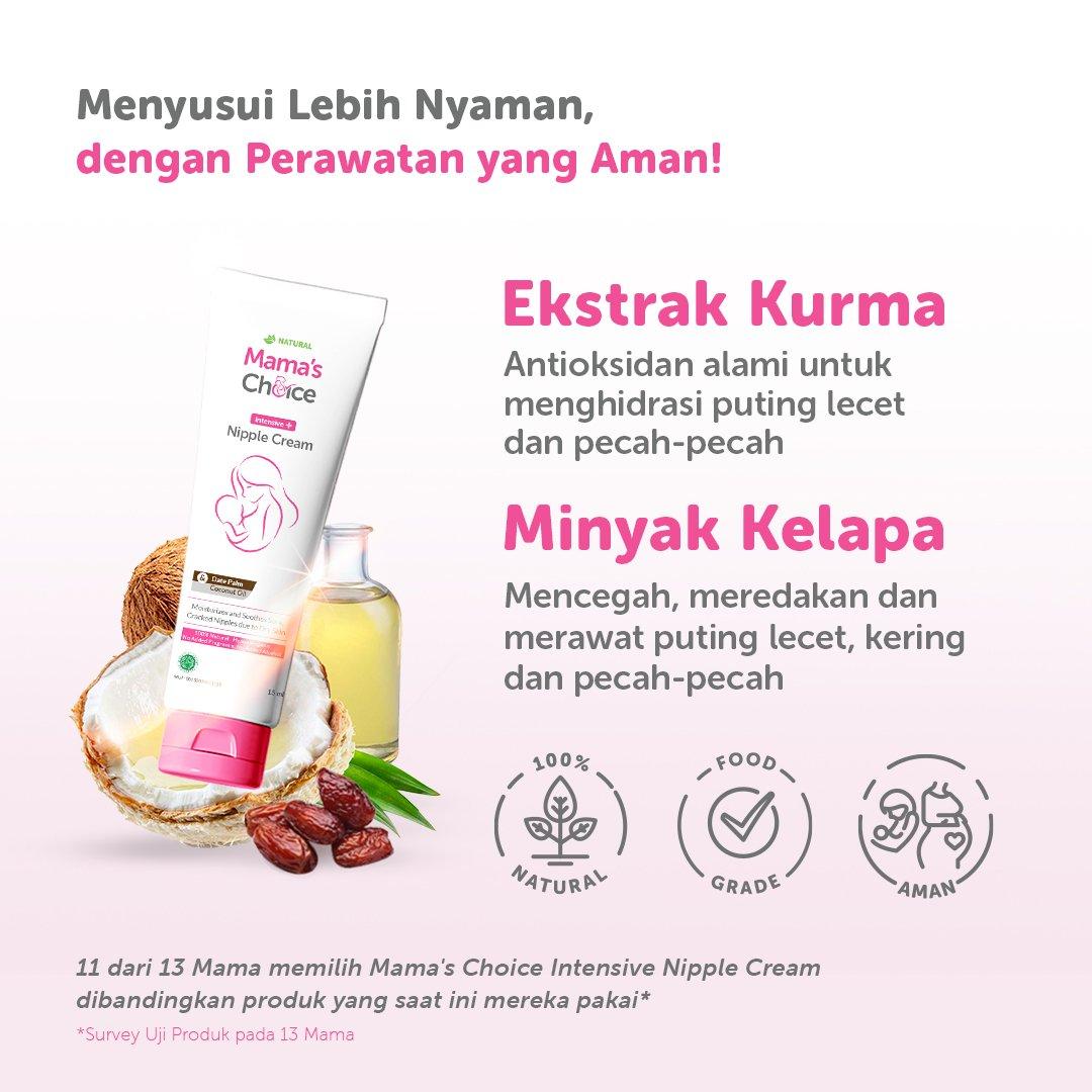 Intensive Nipple Cream untuk ASI