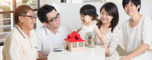 mengatur keuangan dengan keluarga besar