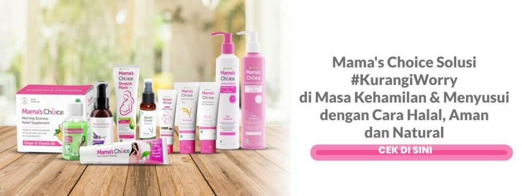 Skincare baru aman untuk ibu hamil - Mama's Choice