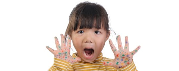 Hand Sanitizer Aman untuk Anak - Mama's Choice