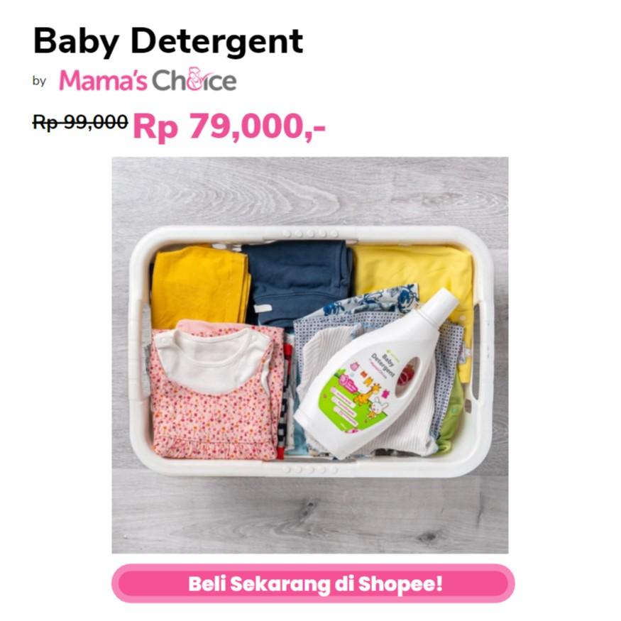 sabun cuci baju bayi