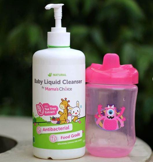 Sabun Cuci Peralatan Bayi yang Aman dari Mama's Choice