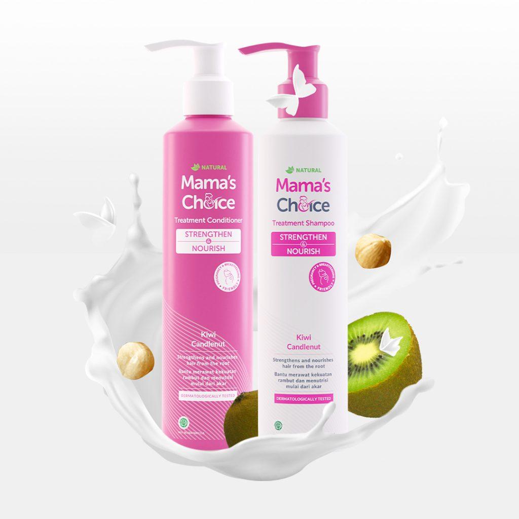 Mama's Choice Shampoo Conditioner promo 11.11