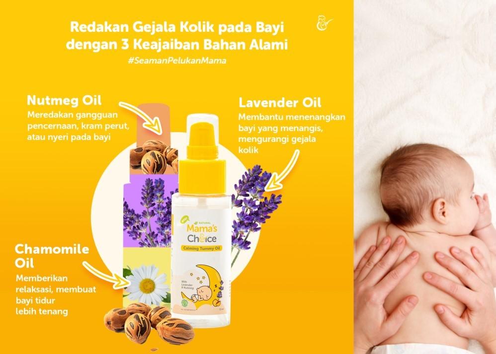 manfaat minyak lavender untuk mengatasi bayi kolik dan rewel