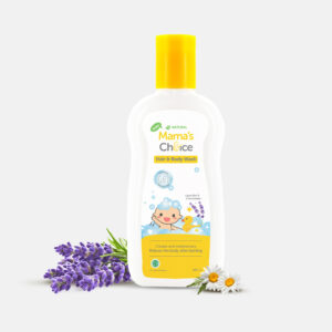 Mama's Choice Baby Hair and Body Wash, sabun mandi dan shampo bayi 2in1 bebas sulfat
