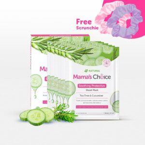 masker sheet mask untuk ibu hamil