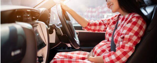tips mudik ibu hamil, ibu hamil mudik naik mobil