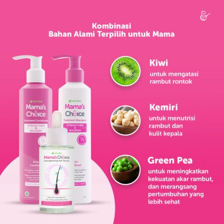 Shampo Anti Rontok untuk Ibu Hamil Menyusui