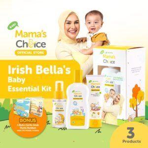 Perawatan Bayi Mama's Choice x Irish Bella's Baby Essential Kit