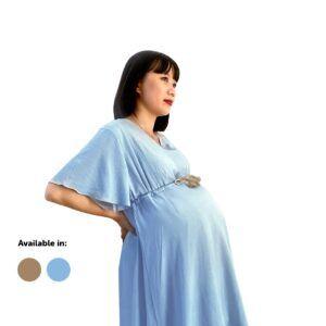 Tassel Dress Mama's Choice Maternity