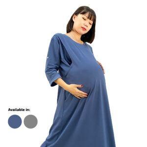Daster Ibu Hamil Modis Mama's Choice Oversize Home Dress