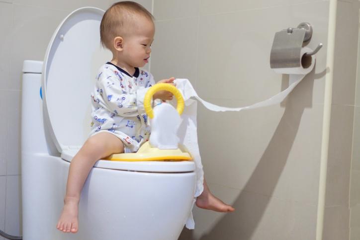 Cara Mengajarkan Toilet Training untuk Anak Bayi 1-3 Tahun