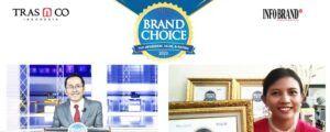 Mama's Choice Menangkan 3 Kategori Brand Choice Award