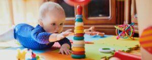 Cara Membersihkan Playmat Bayi yang Benar Supaya Awet