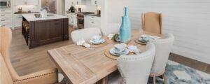 7 Bahan untuk Membuat Meja Dapur & Cara Membersihkannya